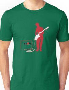 Rock Guitarist Unisex T-Shirt