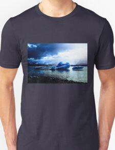 Ice Blue Unisex T-Shirt
