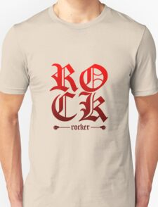 Gothic Rock Rocker T-Shirt
