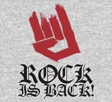 Rock Is Back One Piece - Short Sleeve