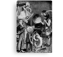 Metamorphosis Machine. Canvas Print
