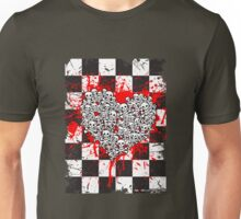 Emo Ska Skulls Unisex T-Shirt