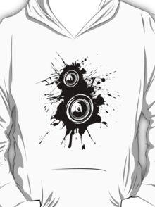 Speaker Splatter T-Shirt