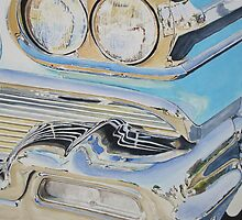 Chrome-Ode to an Olds by pldumo