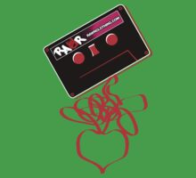 Retro Cassette Tape Love Kids Clothes