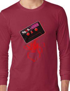 Retro Cassette Tape Love Long Sleeve T-Shirt