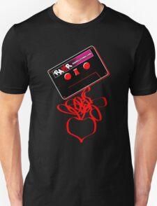 Retro Cassette Tape Love Unisex T-Shirt