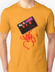 Retro Cassette Tape Love T-Shirt