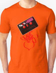 Retro Cassette Tape Love T-Shirt