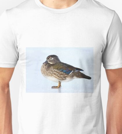 My favourite duck - Wood Duck T-Shirt