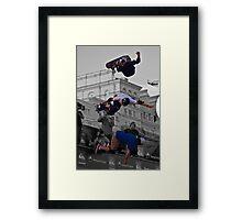 Tony Hawk Framed Print