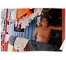 Iquitos, Peru 0569 Poster