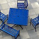 Table and Chairs by Lee LaFontaine
