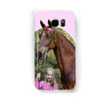 RF Morgan's Dream Saddlebred  Samsung Galaxy Case/Skin