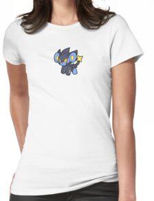 Luxray Pokedoll Art Womens Fitted T-Shirt