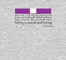 Fishing is Boring Unisex T-Shirt