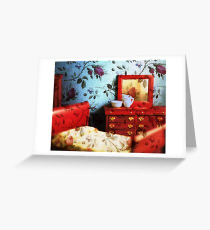 The Room Greeting Card
