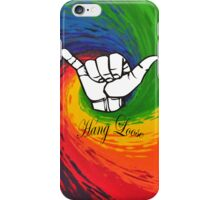 Hang Loose iPhone Case/Skin