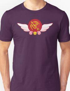 Sailor Mars Crest Unisex T-Shirt