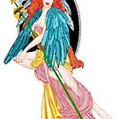 The Phantom Queen by redqueenself