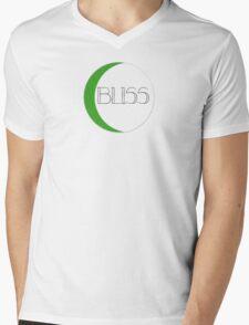Bliss Mens V-Neck T-Shirt