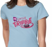 My Little Tribble Womens Fitted T-Shirt