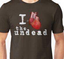 I Heart the Undead Unisex T-Shirt
