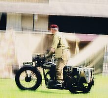 VE Day Re-enactment by Nigel Bangert