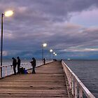 Morning on the Pier by MarkCooperPhoto