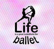 Ballet v Life by Ron Marton