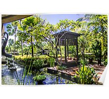 Cabana at the St Regis Bali Poster