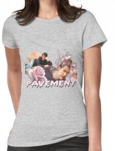 Kawaii Pavement Womens Fitted T-Shirt