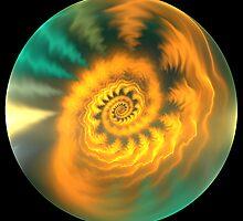 Shell Tide Bubble by Kazytc