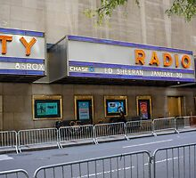 Radio City Music Hall by Mikell Herrick