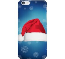 Santa Claus Chrismas Hat iPhone Case ,Casing 4 4s 5 5s 5c 6 6plus Case - Santa Claus Chrismas Hat Samsung case s3 s4 s5 iPhone Case/Skin