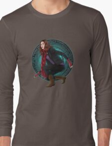 Amy and the Pandorica (Doctor Who) Long Sleeve T-Shirt