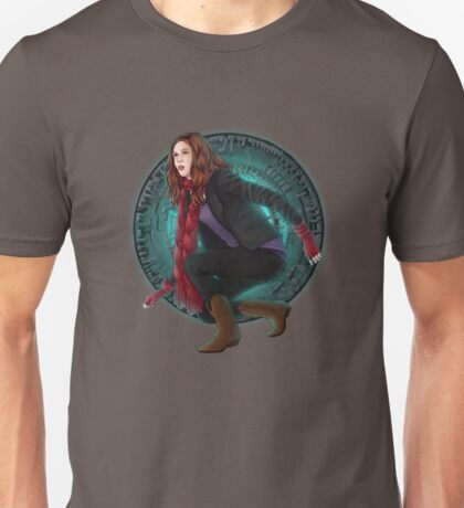 Amy and the Pandorica (Doctor Who) Unisex T-Shirt