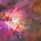 Secrets Of Orion by RickyBarnard