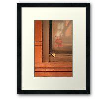 New York 9155 Framed Print