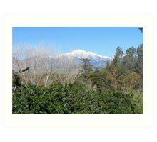 San Gorgonio Peak 2 Art Print