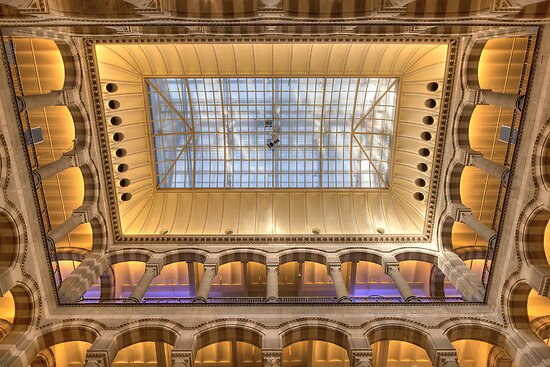 Magna Plaza by Shari Mattox