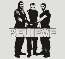 The Shield - Believe by Bucky Sentry