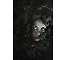 I have found my place among the silence Photographic Print