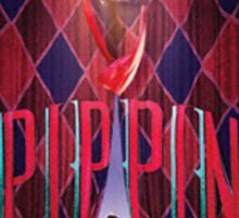 Pippin Playbill Sticker