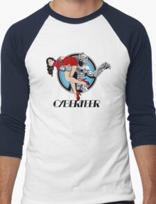 Cyberteer Men's Baseball ¾ T-Shirt