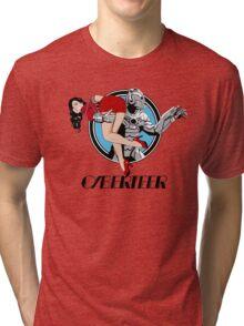 Cyberteer Tri-blend T-Shirt