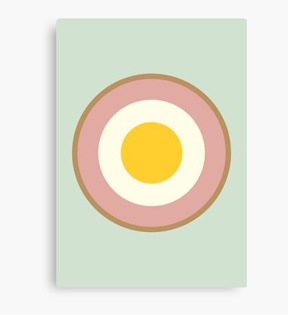 Scotch Egg  Canvas Print