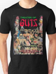 Shocking Asia Theater Of guts design T-Shirt