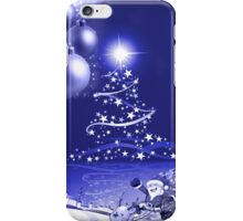 Blue Chrismas Tree iPhone Case ,Casing 4 4s 5 5s 5c 6 6plus Case - Blue Chrismas Tree Samsung case s3 s4 s5 iPhone Case/Skin