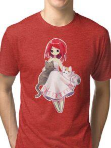 Summer Evening Tri-blend T-Shirt
